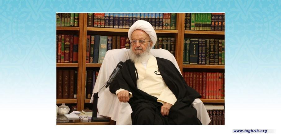 گفتگو با آيت الله شيخ ناصر مكارم شيرازي