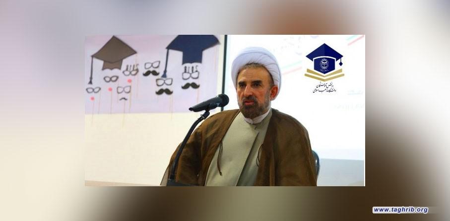 جامعة المذاهب الاسلامية تأسست للتصدي لنهج التطرف جامعة المذاهب الاسلامية يمكنها ان تصبح اهم انموذج لمشروع الوحدة بين المسلمين