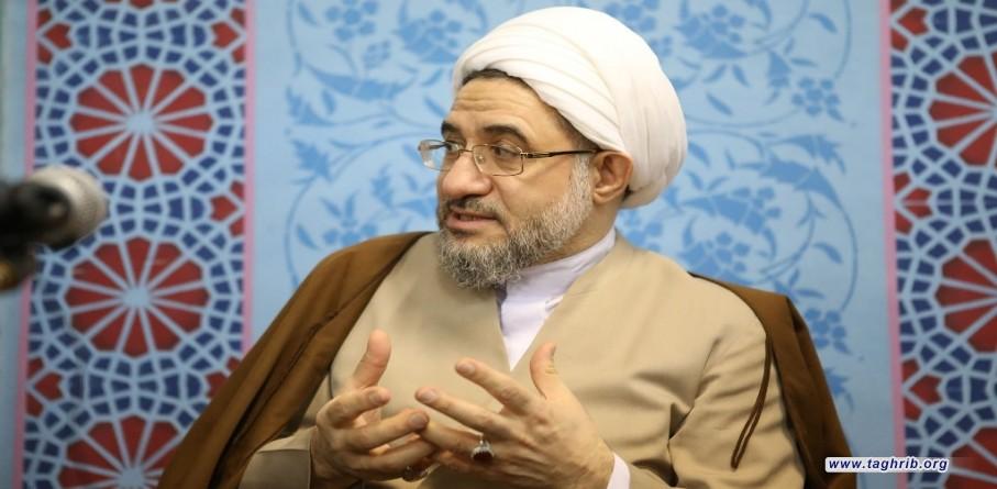 آیة الله آراکي: جامعة المذاهب الإسلامیة ستلعب دورا کبیرا في الحضارة الإسلامیة الجدیدة