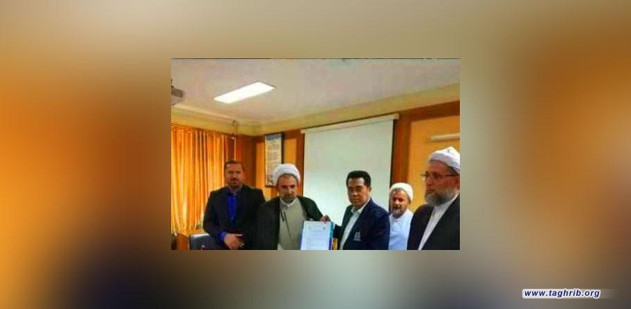 رئيس رابطة اهل البيت (ع) الاندونيسية: الرؤية المعتدلة لجامعة المذاهب الاسلامية هي في مواجهة التطرف