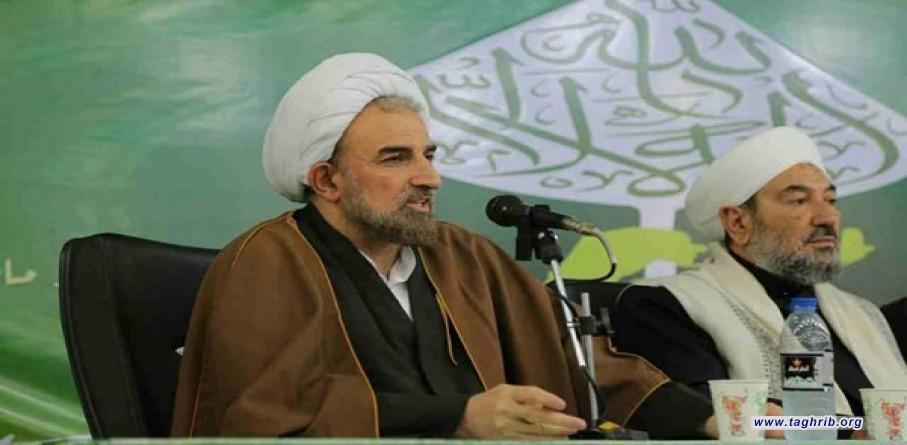 رئيس جامعة المذاهب الاسلامية: حقوق الانسان اليوم لا تستخدم للدفاع عن الانسان