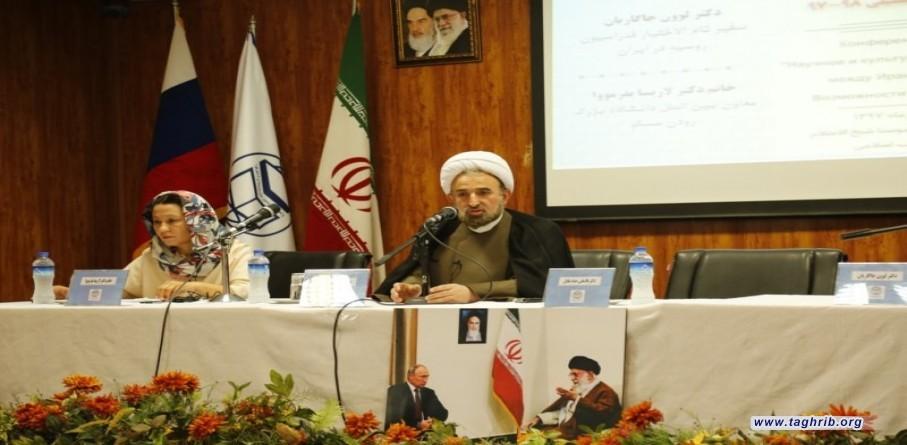 رئيس جامعة المذاهب الاسلامية:رسالتنا هي الوقاية من التطرف والعنف