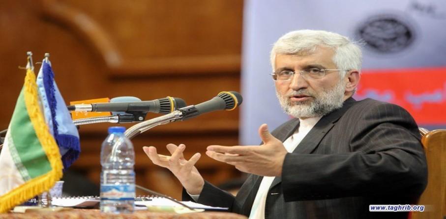 جليلي: مدى الصواريخ الايرانية تحول الى هاجس لاميركا والغرب