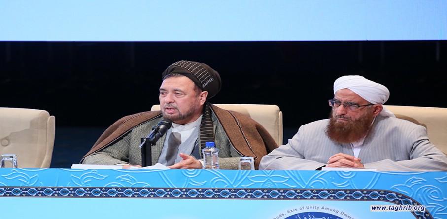 محمد محقق : يدعوا الى التمسك بالوحدة بين المسلمين حول محور القدس