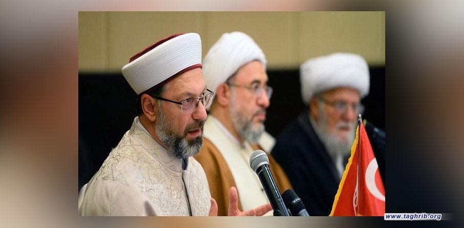 أرباش: علماء الأمة مسؤولون عن كل قطرة دم مسلم