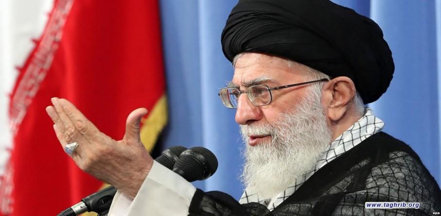 نموذج من حنكة وبصیرة قائد الثورة الاسلامية في تعامله مع القضيا الاجتماعية والامنية