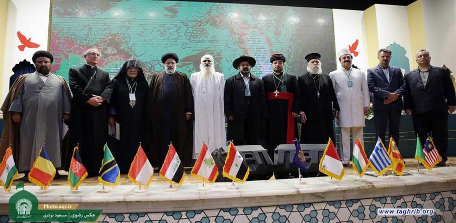 قادة الديانات الإبراهيمية مدعوون للعودة إلى الإنجيل والقرآن من أجل نشر السلام والتعايش