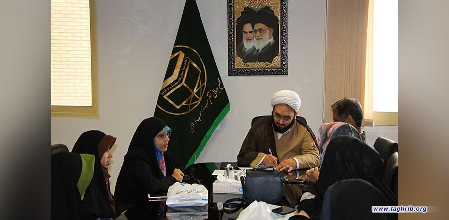 در پژوهشگاه مطالعات تقریبی مطرح شد: در نگاه اسلام بانوان آینده سازان جامعه هستند
