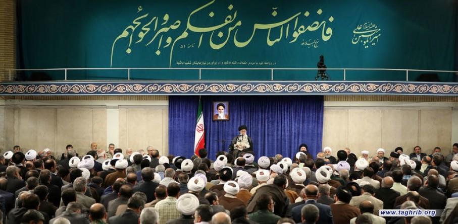 التفاوض سمّ ولن تنشب الحرب؛ المقاومة خيار الشعب الإيراني وسينتصر + تصاویر