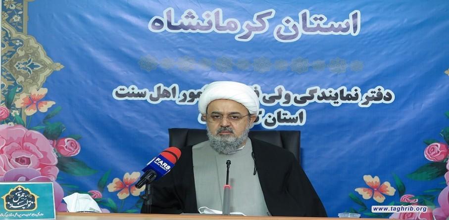 دبیرکل مجمع جهانی تقریب در گفتگو با رسانه های کرمانشاه: دشمن جنگ نرم سنگینی را علیه وحدت در کشورمان به راه انداخته است