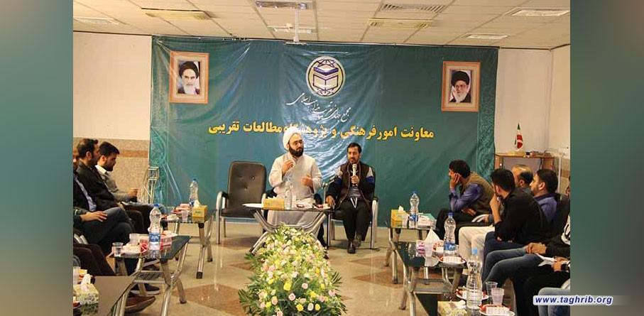 برگزاری نشست گفتمانی انقلاب اسلامی ایران و وحدت جهان اسلام