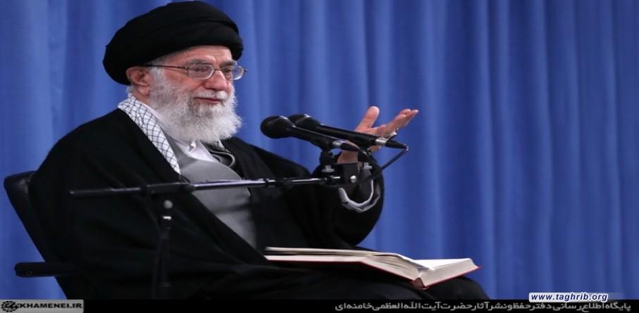 بیانات رهبر انقلاب در ابتدای درس خارج فقه درباره صفتهای برجسته اخلاقی