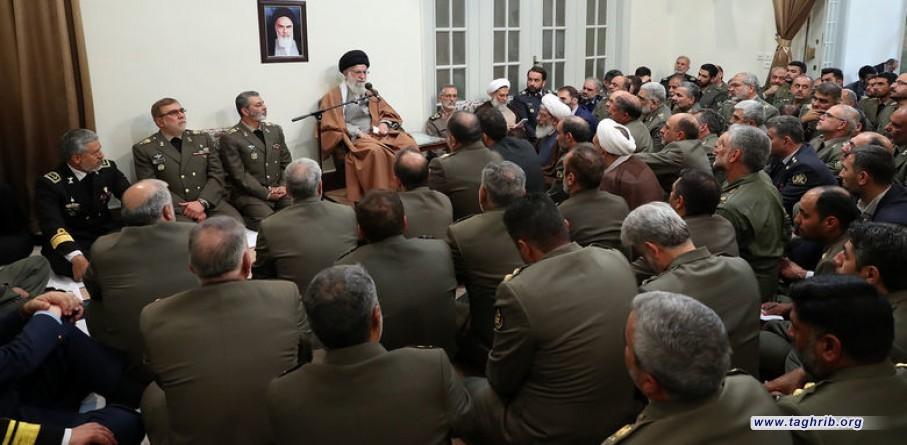 لو لم يحارب الجيش والحرس الثوري داعش لما كان وضع المنطقة والدول المجاورة معلوماً اليوم