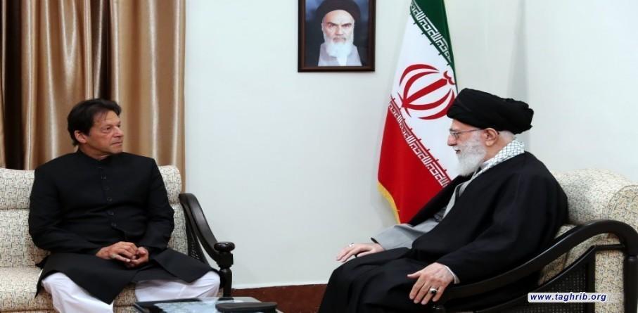 يجب تعزيز العلاقات بين إيران وباكستان خلافاً لرغبة المعارضين لها