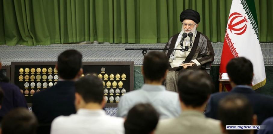 التقدم العلمي المفيد للبلاد مشروط بالرؤية الثورية المبنية على الفكر الإسلامي