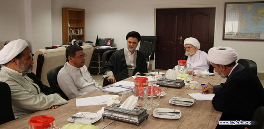 برگزاری جلسه شورای عالی پژوهشگاه مطالعات تقریبی با حضور آیت الله تسخیری
