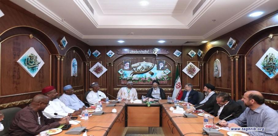 وزير الحج النيجري: ايران دعت لوحدة الامة الاسلامية دوما