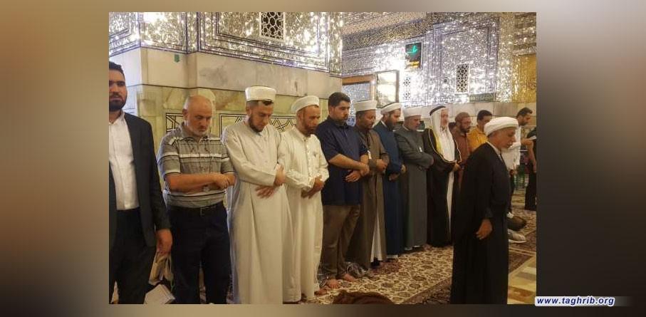 مستشار علاقات مجمع العالمي للتقريب الاسلامي في العراق: وفد علماء السنة إلى إيران اكتشف أموراً كانت مُغيبة