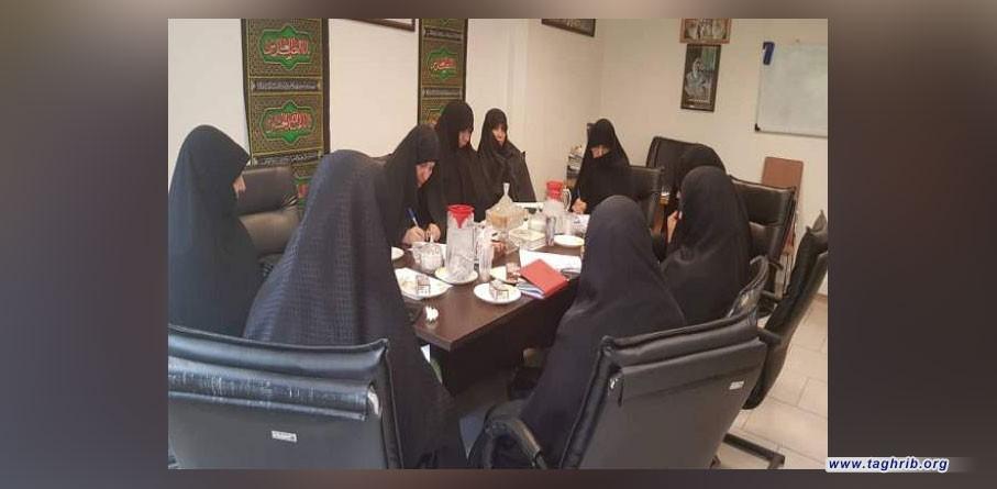 چهارمین جلسه هم اندیشی تشکل تقریبی بانوان قرآنی جهان اسلام برگزار شد