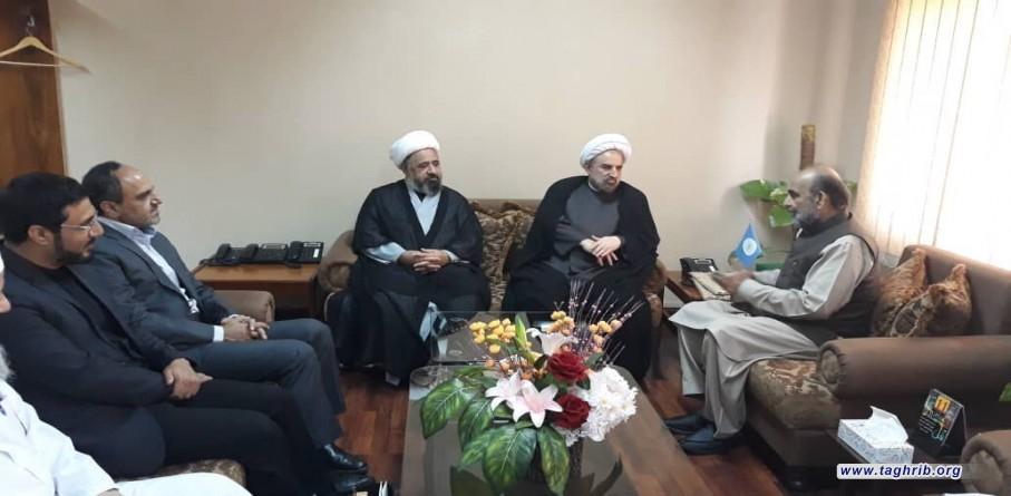 رئيس جامعة المذاهب الإسلامية: الدكتور مختاري لتوظيف قدرة المذاهب الإسلامية من أجل تعزيز الوحدة بين المسلمين