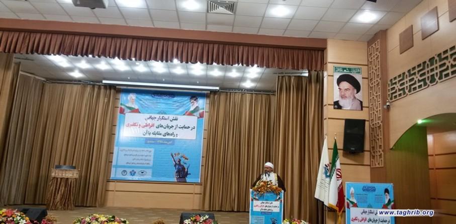 إمام جمعة أهل السنة في قروه (كردستان) : السلفية والوهابية تخطط لصدّ المسلمين عن دينهم
