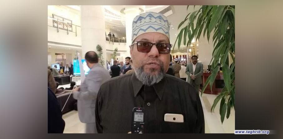 رئیس شورای علمای الانبار در گفتگو با تقریب: درگیری ها در جوامع اسلامی بر سر دستیابی به منافع دنیوی است
