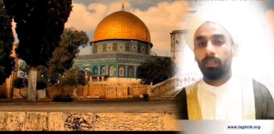 نداء ممثل المجمع العالمي للتقريب بين المذاهب الاسلامية مكتب البصرة بمناسبة يوم القدس العالمي | فيديو