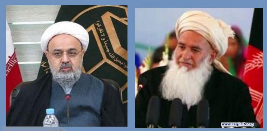 الأمين العام للمجمع العالمي للتقريب بين المذاهب الإسلامية يعزي بوفاة رئيس مجلس علماء أفغانستان