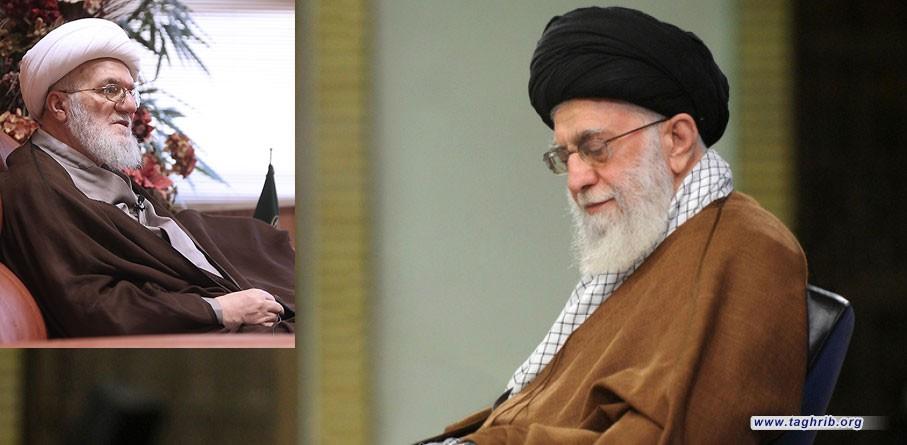 رهبر انقلاب درگذشت آیت الله تسخیری را تسلیت گفتند