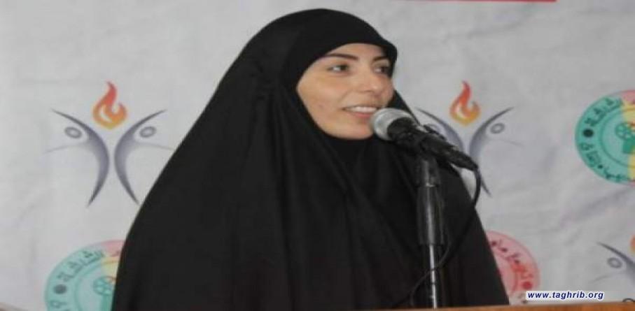 بتول عرندس: نسأل الله التوفيق للمؤتمر الدولي للوحدة الإسلامية في نشر الوحدة والمحبة