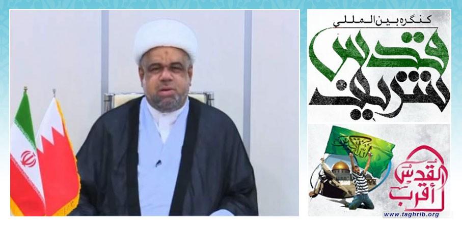 ایران و محور مقاومت در منطقه بسیار قدرتمند و عزتمند است