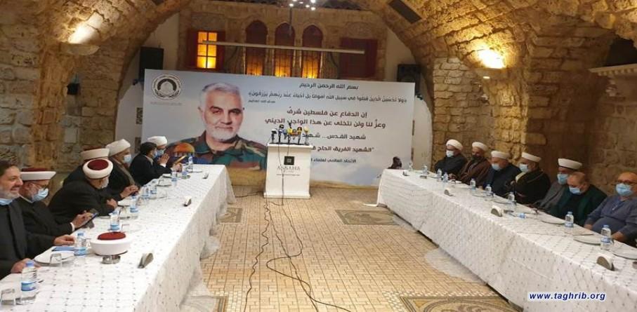 الاتحاد العالمي لعلماء المقاومة: لا يمكن تحرير القدس إلا بالمقاومة...