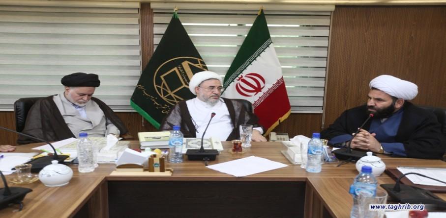 توقيع مذكرة تفاهم بين مجمع التقريب بين المذاهب الاسلامية وسكرتارية مجلس ممثلي ولي الفقيه في المناطق العرقية