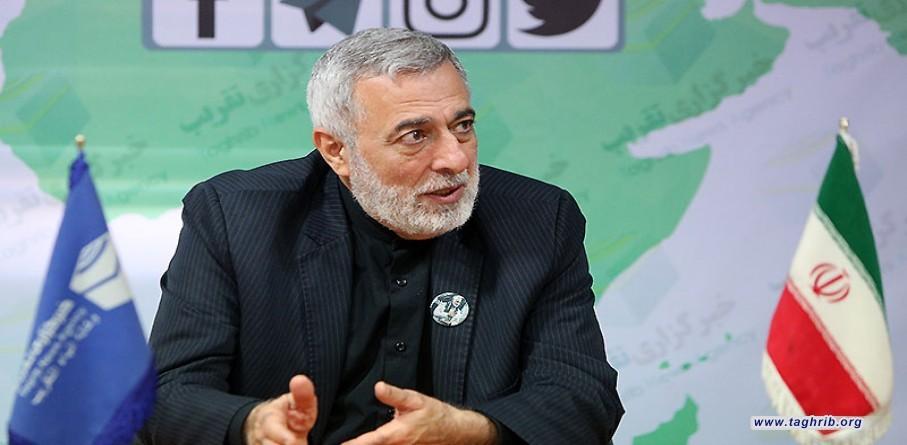 الجلسة التحليلية الرابعة لوكالة أنباء التقريب حول موضوع دور وحدوية القائد قاسم سليماني