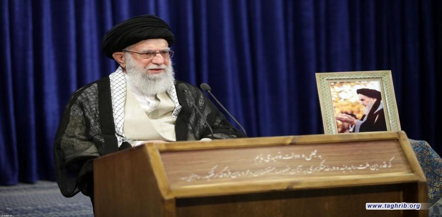 سخنرانی تلویزیونی رهبر معظم انقلاب در سیویکمین سالروز رحلت حضرت امام خمینی (ره)