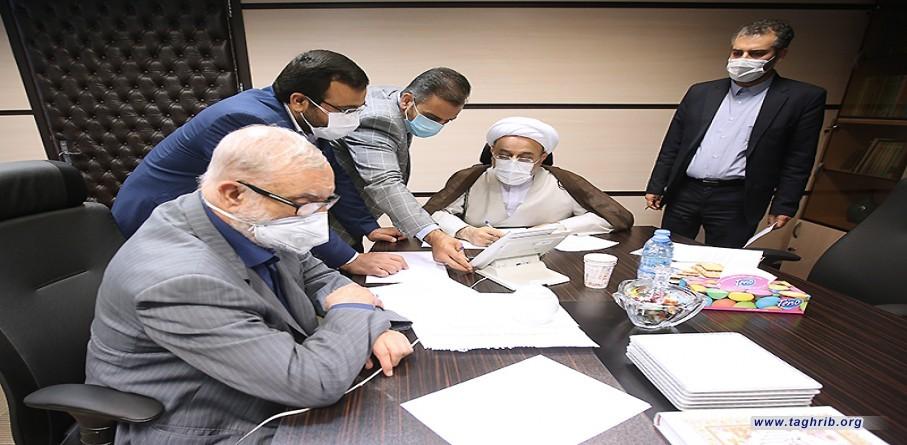 تماس های تلفنی دبیرکل مجمع جهانی تقریب مذاهب اسلامی با علمای اهل سنت عراق