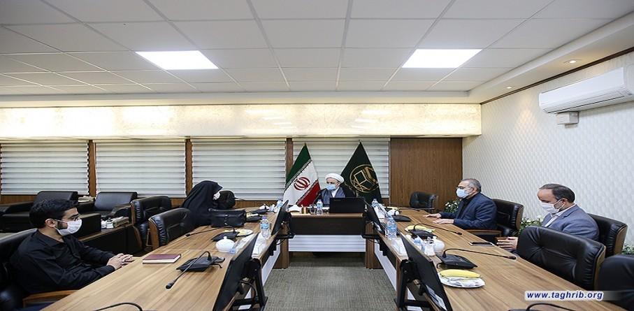 دیدار تعدادی از نمایندگان مجلس شورای اسلامی با دبیرکل مجمع تقریب مذاهب اسلامی