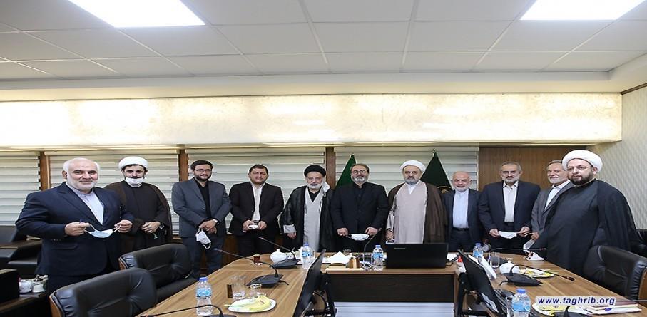جلسه شورای معاونین مجمع تقریب مذاهب اسلامی