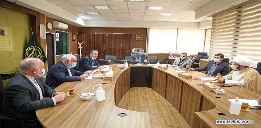 على هامش المؤتمر الدولي 34 للوحدة الاسلامية لليوم الثالث في طهران