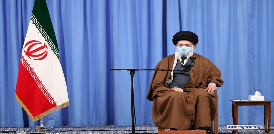 اجتماع المجلس الأعلى للتنسيق الاقتصادي بحضور قائد الثورة الاسلامية