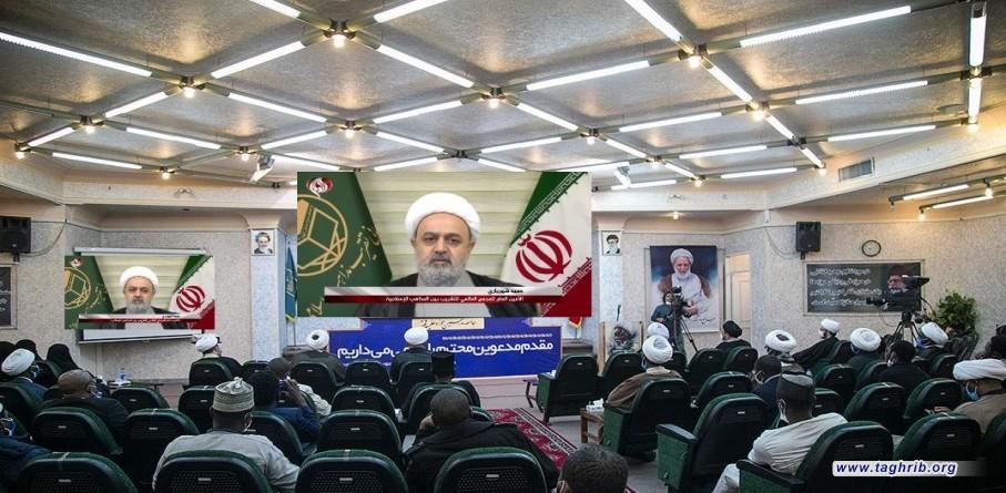 مراسم بزرگداشت پنجمین سالگرد شهادت شیعیان نیجریه با سخنرانی دبیرکل مجمع تقریب مذاهب اسلامی