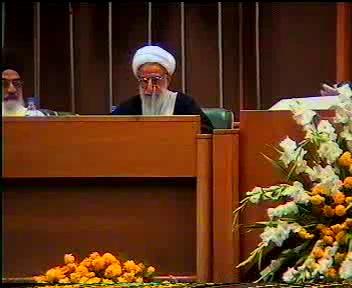آیت الله شیخ احمد جنتی