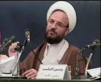 حجت الاسلام والمسلمین شیخ محمدی عراقی