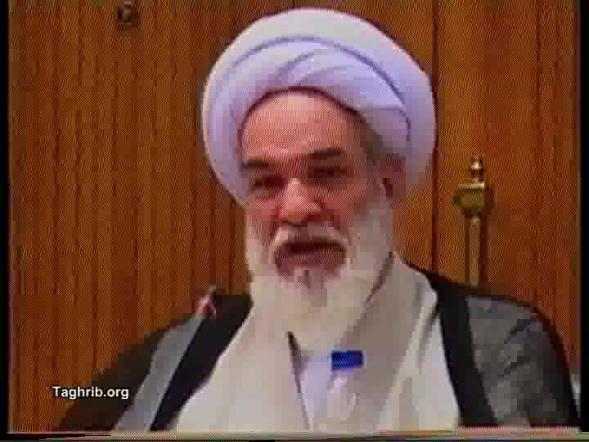 حجت الاسلام والمسلمین شیخ ابراهیمی