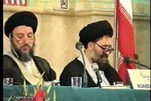 حجت الاسلام والمسلمین سید احمد خمینی