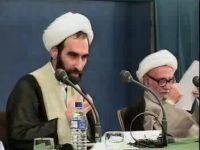 حجت الاسلام والمسلمین شیخ احمد مبلغی