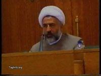 استاد شیخ علی الخطیب / به نیابت از آیت الله شیخ عبد الامیر قبلان