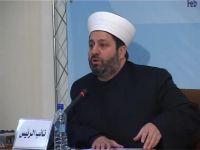 سماحة الشيخ بلال سعيد شعبان